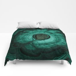 Earth treasures - Malachite Comforters