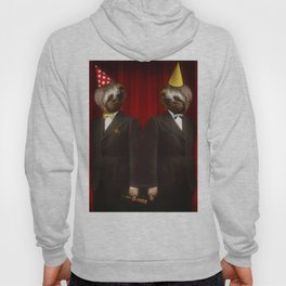 The Legendary Sloth Brothers Hoody