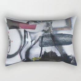 cardiofobia Rectangular Pillow