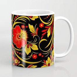 Russian khokhloma Coffee Mug