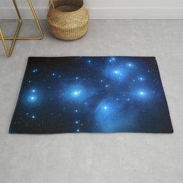 "The Pleiades (""The Seven Sisters"") (NASA/ESA/Palomar Observatory) Rug"