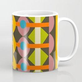 Quilt Geo Coffee Mug