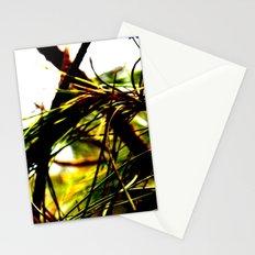 Pine needles Stationery Cards