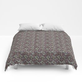 Cubed Butterfly Comforters
