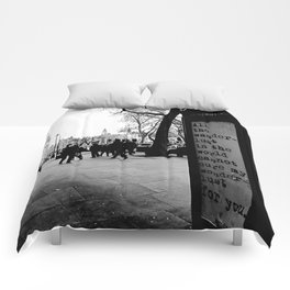 London Scene Comforters