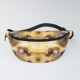 Autumn Tiles Fanny Pack