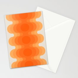 Echoes - Creamsicle Stationery Cards