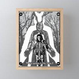 Darko Framed Mini Art Print