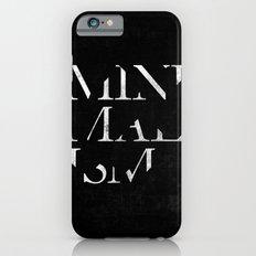 Minimalism iPhone 6s Slim Case