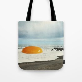 Beach Egg Tote Bag