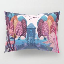 Mystery Garden Pillow Sham