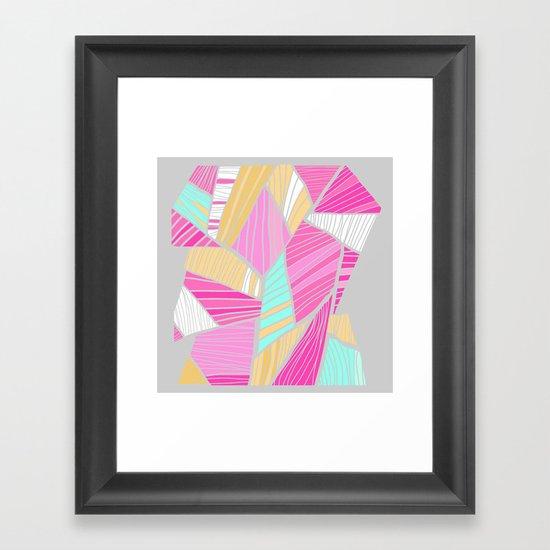 Calling You Again Framed Art Print