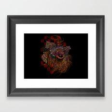 leak Framed Art Print