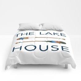 The Lake House Comforters