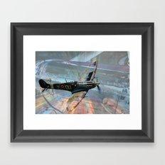 Rolls-Royce Merlin Framed Art Print