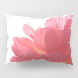 Pink peony Pillow Sham