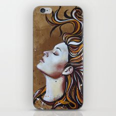 In the moment iPhone & iPod Skin