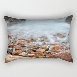 Ocean Tide Rectangular Pillow