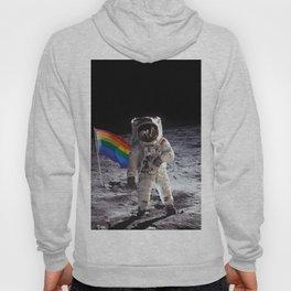 Queer On The Moon Hoody