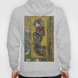Courtesan (after Eisen) - Van Gogh Hoody