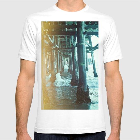 Under the Pier.  T-shirt