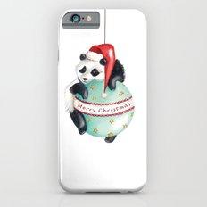 Christmas Panda Slim Case iPhone 6s