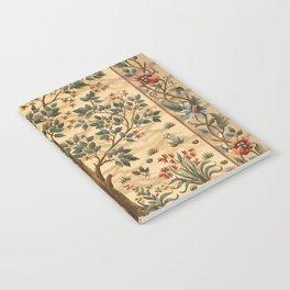 "William Morris ""Tree of life"" 3. Notebook"