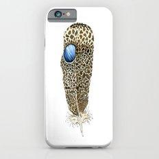 Pheasant Feather - 03 iPhone 6s Slim Case