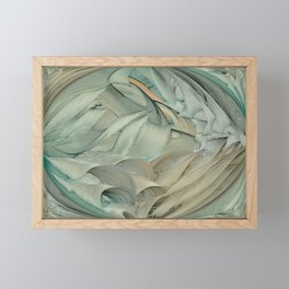 Gahga Framed Mini Art Print