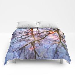 Crossings : Carolee's Goldfish, 2010 Comforters