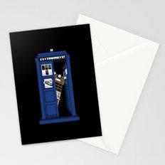 Dr. Dalek Stationery Cards