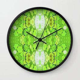 Bellagio Umbrellas Wall Clock