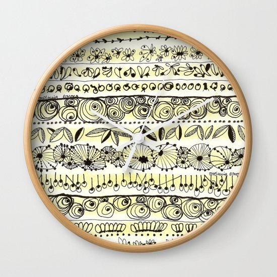 glifo Wall Clock