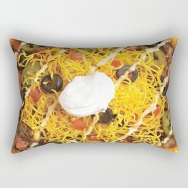 Nachos Rectangular Pillow
