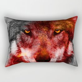 Alpha Male Rectangular Pillow