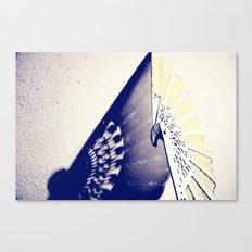 Shadows III Canvas Print