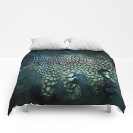 Midnight Jaguar Comforters
