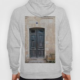 Old fashioned door Hoody
