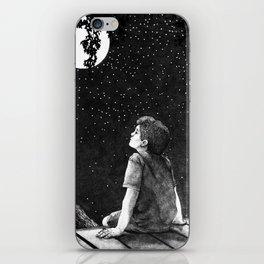 Star Gazing iPhone Skin