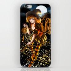 Helloween iPhone & iPod Skin