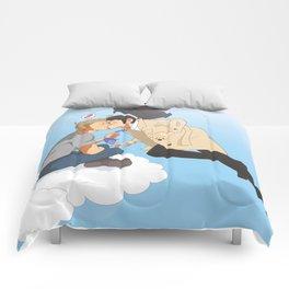 'Cloud Seeding' Comforters