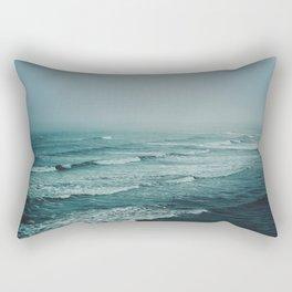 Across the Atlantic Rectangular Pillow