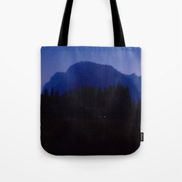 Yosemite Dreamscape Tote Bag