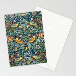 "William Morris ""Strawberry Thief"" 11. Stationery Cards"