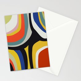 Simply Abstract Stationery Cards