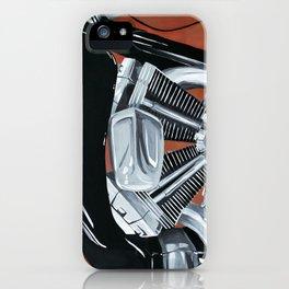 Harley Rider iPhone Case