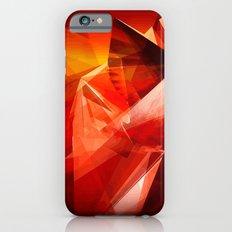 Abstrakt - Feuer der Leidenschaft Slim Case iPhone 6s