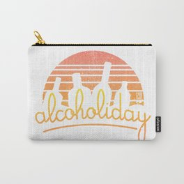 Alcoholiday Carry-All Pouch