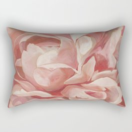Lost in the Beauty Rectangular Pillow