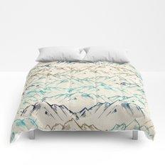 Mountains  Comforters
